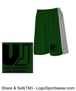 Adult Mettle Basketball Shorts Design Zoom